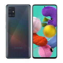 Samsung A515 Galaxy A51 128GB 6GB RAM DualSIM, Mobiltelefon, fekete