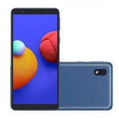 Samsung A013G Galaxy A01 Core 32GB 2GB RAM DualSIM, Mobiltelefon, kék