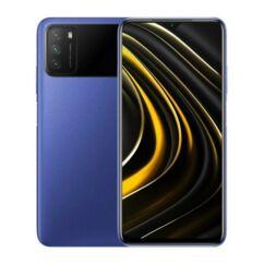 Xiaomi Poco M3 128GB 4GB RAM DualSIM, Mobiltelefon, kék