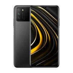 Xiaomi Poco M3 128GB 4GB RAM DualSIM, Mobiltelefon, fekete