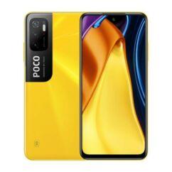 Xiaomi Poco M3 Pro 5G 64GB 4GB RAM DualSIM, Mobiltelefon, sárga