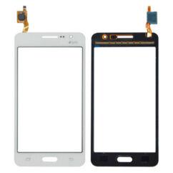 Érintőplexi, Samsung G530F, (G530H) Galaxy Grand Prime (Duos), fehér