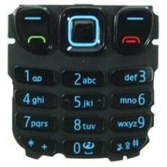 Nokia 6303/6303i, Gombsor (billentyűzet), fekete