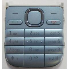 Nokia C2-01, Gombsor (billentyűzet), világoskék