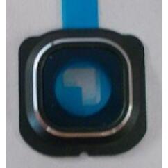 Samsung G925 Galaxy S6 Edge, Plexi, (kamera plexi), zöld
