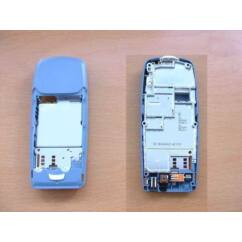 Nokia 3120, Középső keret, világoskék