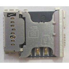 Samsung G350 Galaxy Core, SIM olvasó, (memóriakártya olvasó)