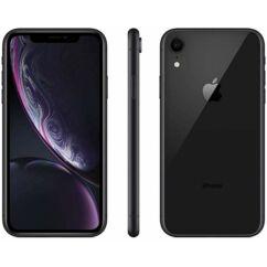 Apple iPhone XR 64GB, Mobiltelefon, fekete