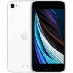Apple iPhone SE 2020 64GB 3GB RAM, (Kártyafüggetlen 1 év garancia), Mobiltelefon, fehér