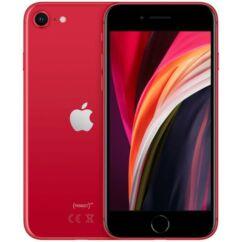 Apple iPhone SE 2020 128GB 3GB RAM, (Kártyafüggetlen 1 év garancia), Mobiltelefon, piros