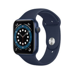 Apple Watch S6 44mm Sport (A2292), Okosóra, kék