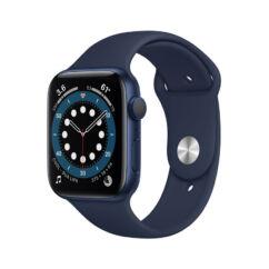 Apple Watch S6 44mm Sport (A2292), Okosóra, kék