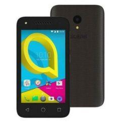 Mobiltelefon, Alcatel OT-4049X U3 4GB kártyafüggetlen, 1 év garancia, fekete