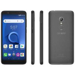 Mobiltelefon, Alcatel OT-5059X 1X, fekete