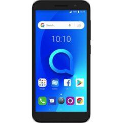 Alcatel OT-5033D 1 (One) DualSIM, (Kártyafüggetlen 1 év garancia +Domino Fix Kártyával), Mobiltelefon, fekete