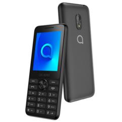 Alcatel OT-2003G, Mobiltelefon, fekete