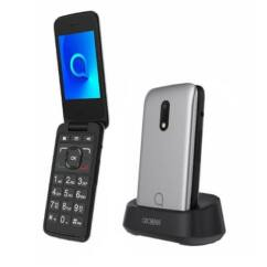 Alcatel OT-3026X, Mobiltelefon, ezüst