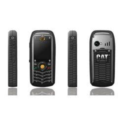 Caterpillar B25 DualSIM, Mobiltelefon, fekete