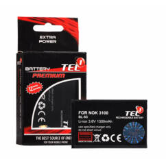 Nokia 1208/6030/N70/3110/E50 1300mAh -BL-5C, Akkumulátor