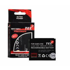 Akkumulátor, Samsung S5230, G800, U700  900mAh -AB603443CE
