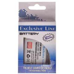 Akkumulátor, Nokia N95 8GB, N78, N79 1100mAh -BL-6F