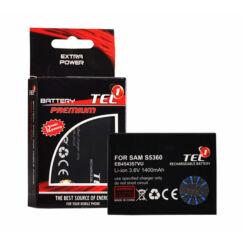 Samsung S5360/S5300 1400mAh -EB454357VU, Akkumulátor