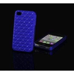 Sony Xperia Z C6603 köves, Hátlap tok, kék