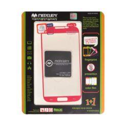 Kijelzővédő fólia, Samsung i9500 Galaxy S4 (rózsaszín)