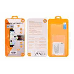 Kijelzővédő fólia, Samsung i9190 Galaxy S4 Mini (ütésálló)