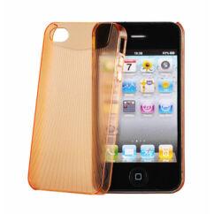 Apple iPhone 4, Hátlap tok, arany - Vennus