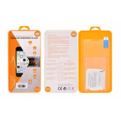 Apple iPhone 6/6S, Kijelzővédő fólia (ütésálló-elő+hát)