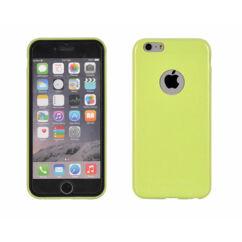 Apple iPhone 4/4S, Szilikon tok, Candy, lime