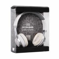 Fejhallgató, Extra Bass (EP-16), fehér