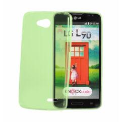 Apple iPhone 4/4S, Szilikon tok, Ultra Slim, zöld