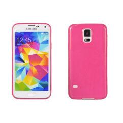 Szilikon tok, Samsung A310 Galaxy A3 2016, Candy - rózsaszín