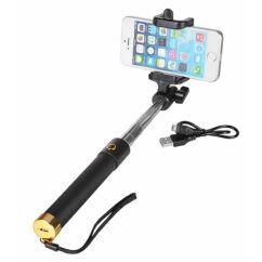 Selfie bot, Bluetooth exponálóval, arany