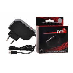 Hálózati töltő, micro USB 2A TYP-C