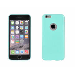 Apple iPhone 7/8/SE 2020, Szilikon tok, Candy, menta