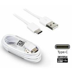 Adatkábel, micro USB - USB, (TYP-C) (EP-DG930CWE), fehér