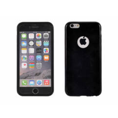 Szilikon tok, Nokia 5, Candy -  fekete