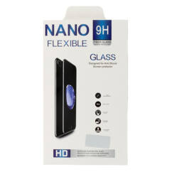 Samsung G960 Galaxy S9, Kijelzővédő fólia (ütésálló-Nano)