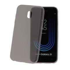 Samsung A605 Galaxy A6 Plus 2018, Szilikon tok, Ultra Slim, füst