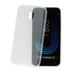 Szilikon tok, Samsung J600 Galaxy J6 2018, Ultra Slim - füst