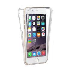 Apple iPhone 7/8/SE 2020, Szilikon tok, Vennus 360, átlátszó