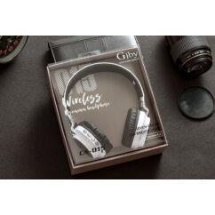 Fejhallgató, Gjby Bluetooth CA-015, fehér
