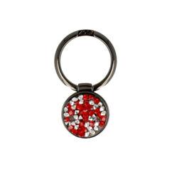 Selfie Gyűrű, Diamond, piros