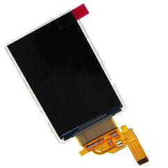 Sony Ericsson X8/E15i, LCD kijelző