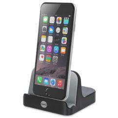 Dokkoló, Apple iPhone 5/6/7/7 Plus/Ipod Nano, fekete