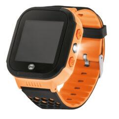 Forever GPS Find Me KW-200 (gyerek), Okosóra, narancs