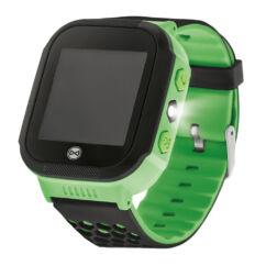 Forever GPS Find Me KW-200 (gyerek), Okosóra, zöld